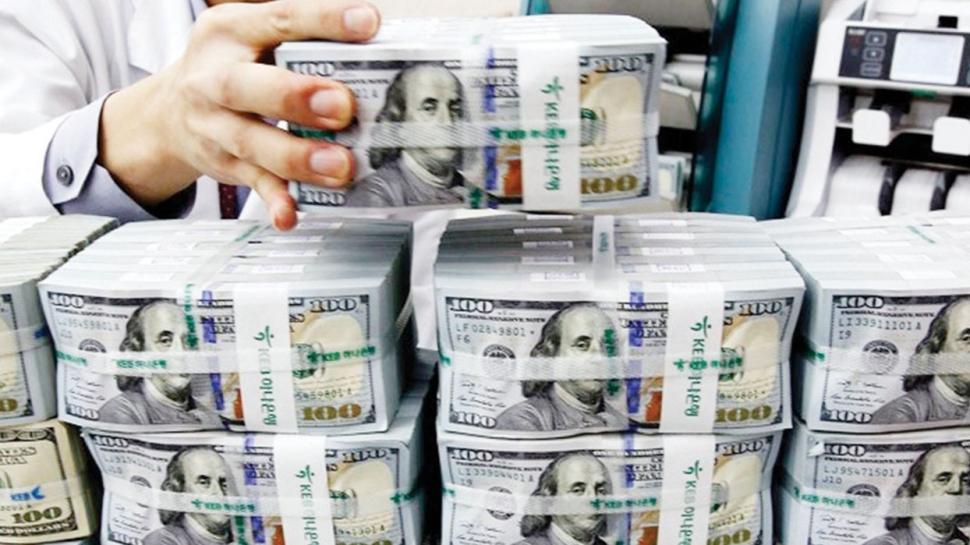 ABD'nin enflasyonu doları 8.40'a taşıdı