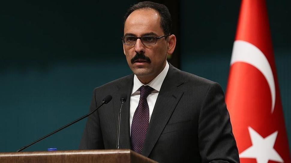 Cumhurbaşkanlığı Sözcüsü Kalın  ABD'li yetkili Sullivan ile görüştü: 'İşgalci İsrail'in saldırıları kabul edilemez'
