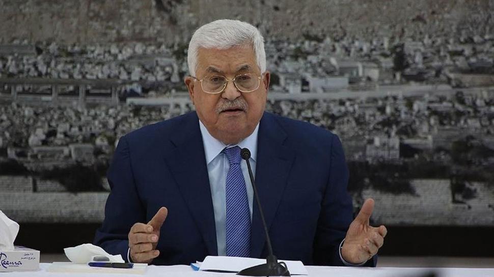Filistin Devlet Başkanı Abbas'tan Kudüs açıklaması: 'Kırmızı çizgimizdir'