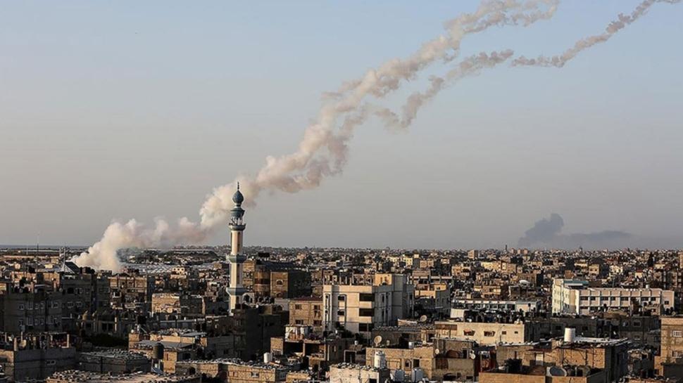 İşgalci İsrail'in saldırılarında Gazze Tugay Komutanı hayatını kaybetti