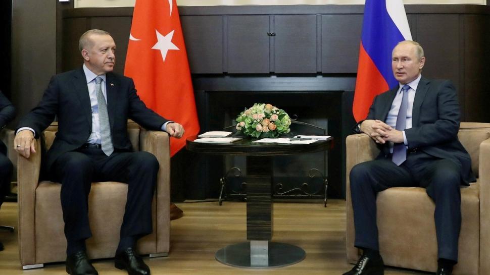 Başkan Erdoğan ve Putin'den kritik görüşme: Çok net İsrail ve Filistin mesajı