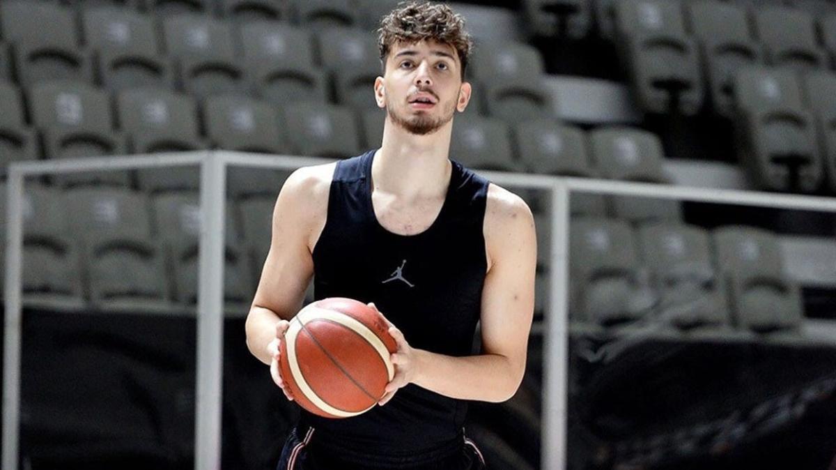 Beşiktaşlı Alperen Şengün'den NBA kararı: 'Draft'a katılacağım'