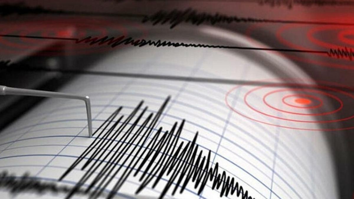 Son dakika deprem haberleri: Tokat'ta korkutan deprem