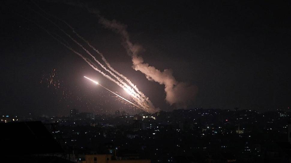 İşgalci İsrail'in 'Demir Kubbe'si başarısız çıktı