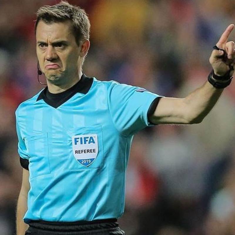 UEFA Avrupa Ligi finaline Fransız hakem