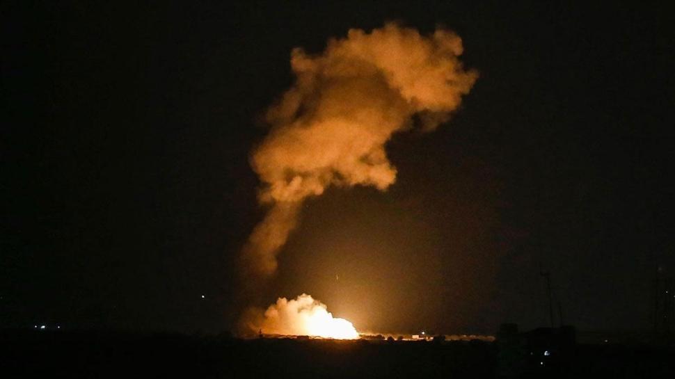 El-Kassam'dan İsrail'in Ramon Havalimanı'na saldırı