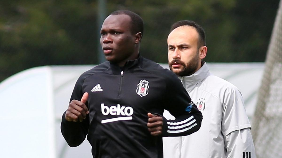 Beşiktaş'ta 250 bin euroluk dev Aboubakar krizi