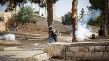 Tel Aviv yakınlarında saldırı girişimi... Yahudiler Filistinliyi linç etti