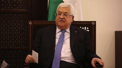 Mahmud Abbas, ABD Başkanı Biden ile görüştü