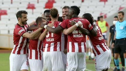 Sivasspor 5'incilik biletini kaptı