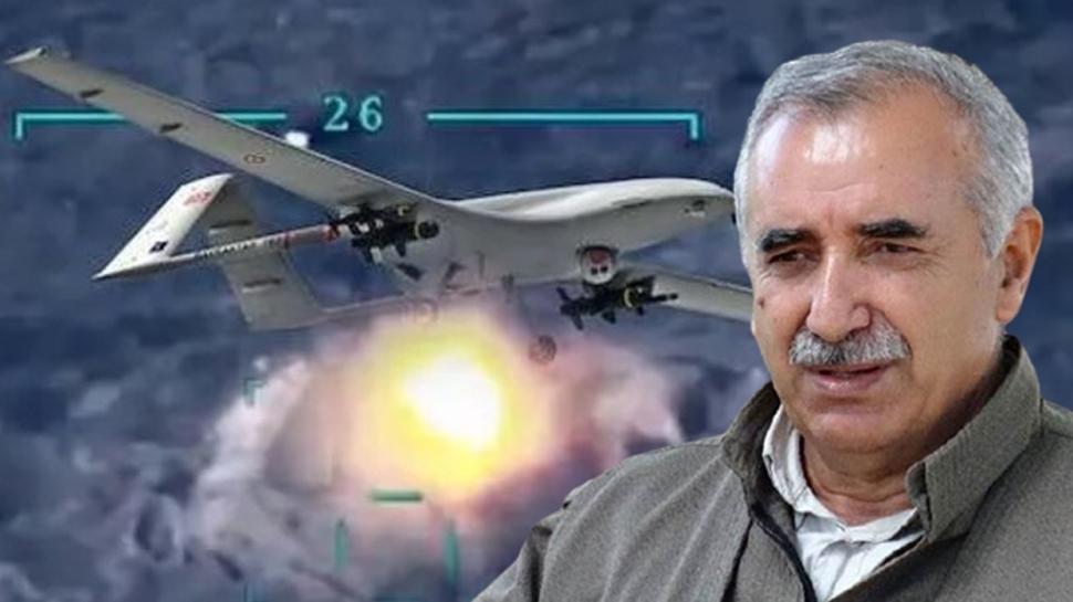 PKK'nın sözde liderinden itiraf gibi talimat: Bölgeyi terk edin yoksa öleceksiniz