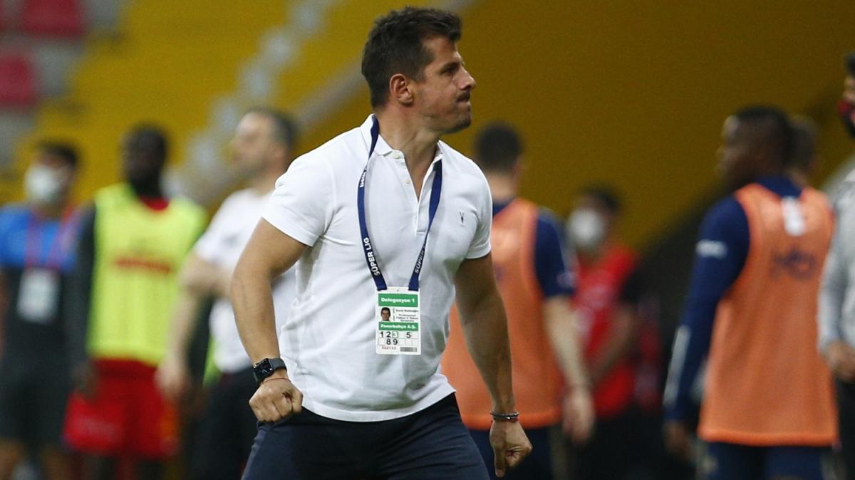 Emre Belözoğlu: 1 mağlubiyetle şampiyonluğu kaçırdık