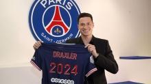 Julian Draxler, PSG ile uzattı
