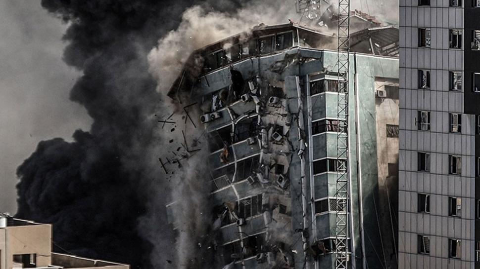 İşgalci İsrail'in sivil saldırıları başarısızlığının bir göstergesi