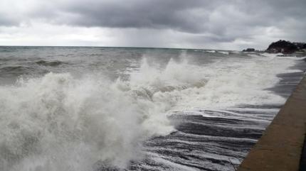 Doğu Karadeniz için kuvvetli fırtına uyarısı