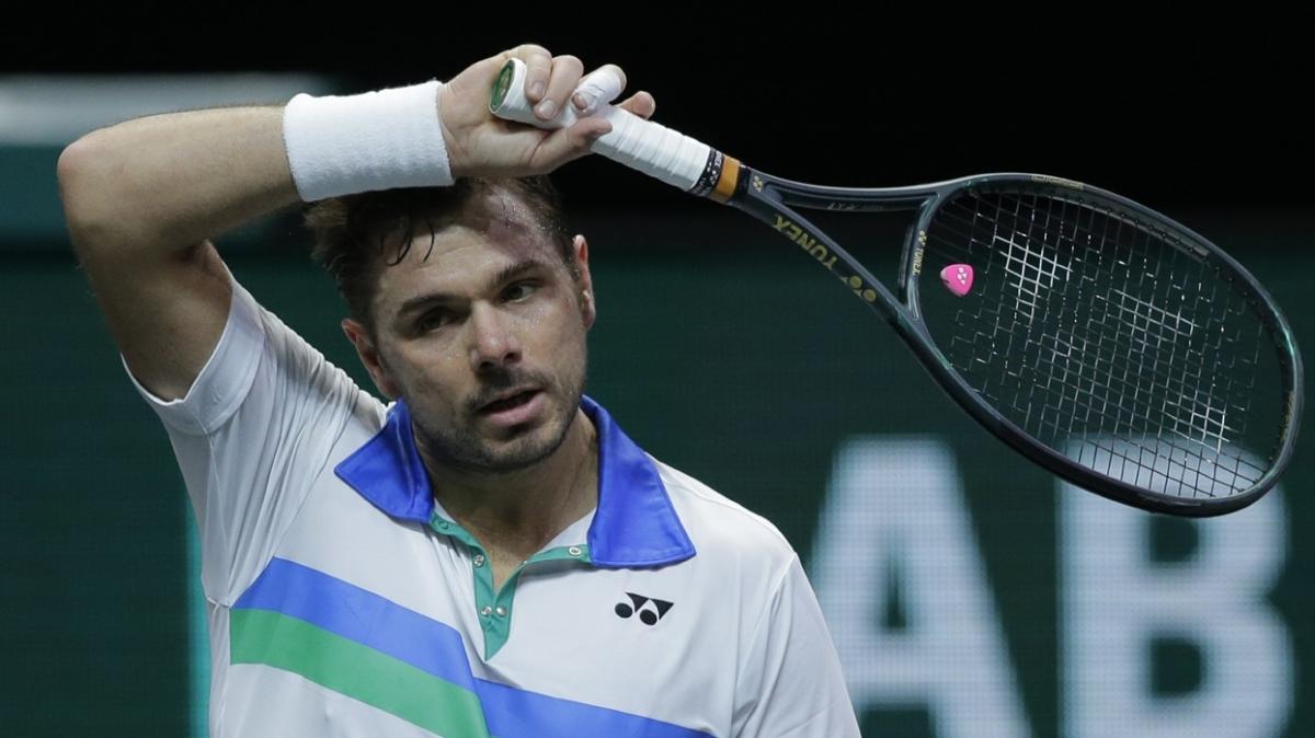 'Form tutamadım' diyen Stan Wawrinka, Roland Garros'a katılmama kararı aldı
