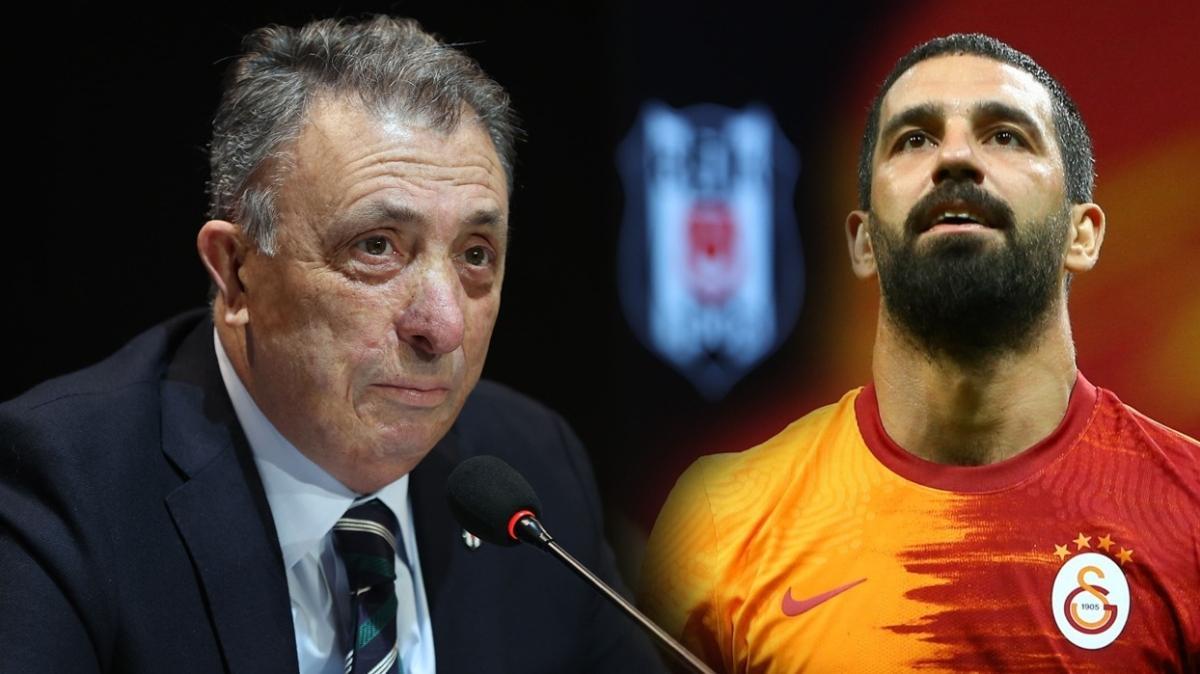 PFDK ceza yağdırdı! Beşiktaş, Galatasaray, Ahmet Nur Çebi ve Arda Turan...