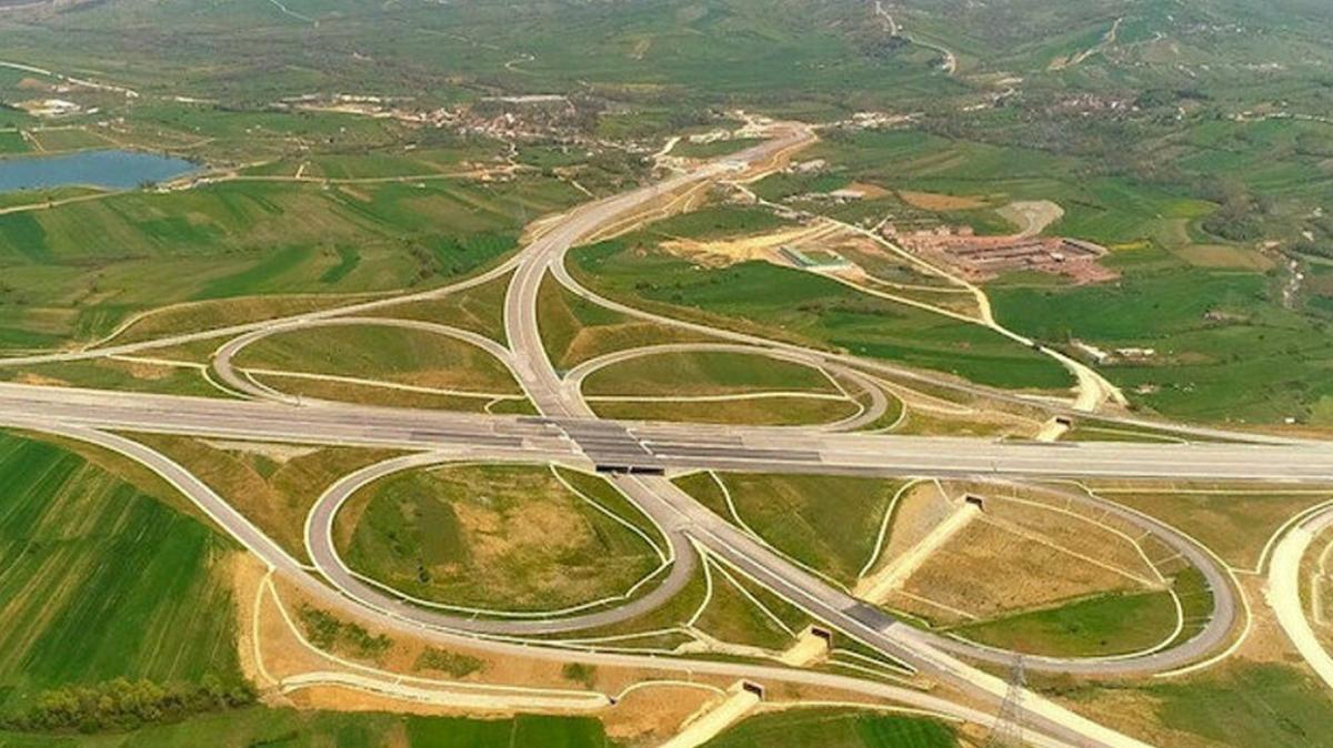 Son dakika haberi: Kuzey Marmara Otoyolu yarın açılıyor