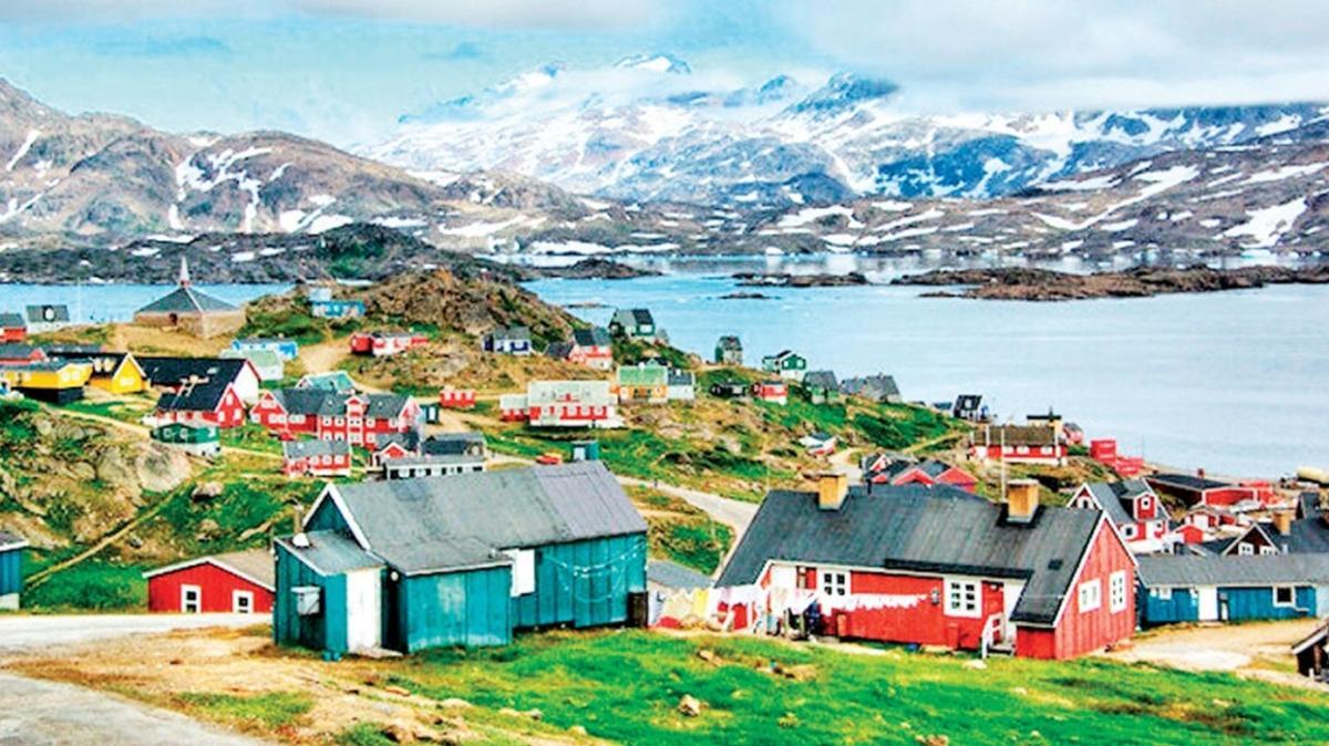 ABD: Grönland'ı satın almak istemiyoruz