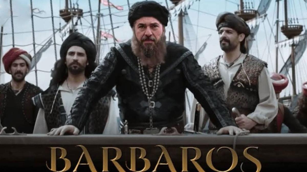 Barbaroslar yola çıktı