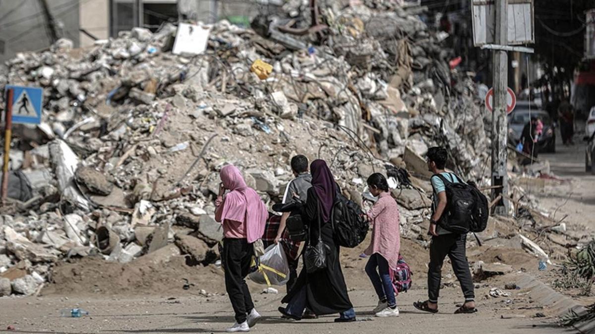 Çin Filistin'e acil yardım gönderecek
