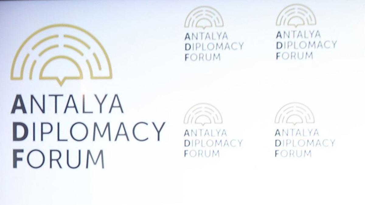 Dış politikanın nabzı Antalya Diplomasi Forumu'nda atacak