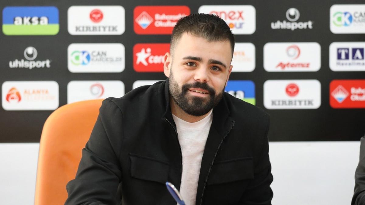 Hasan Hüseyin Acar, Alanyaspor'dan ayrıldığını açıkladı