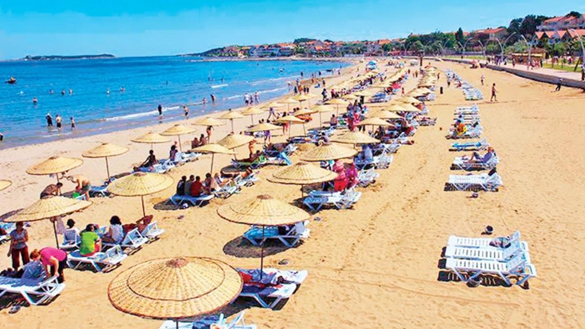 Her mevsimlik tatil rotası Kocaeli