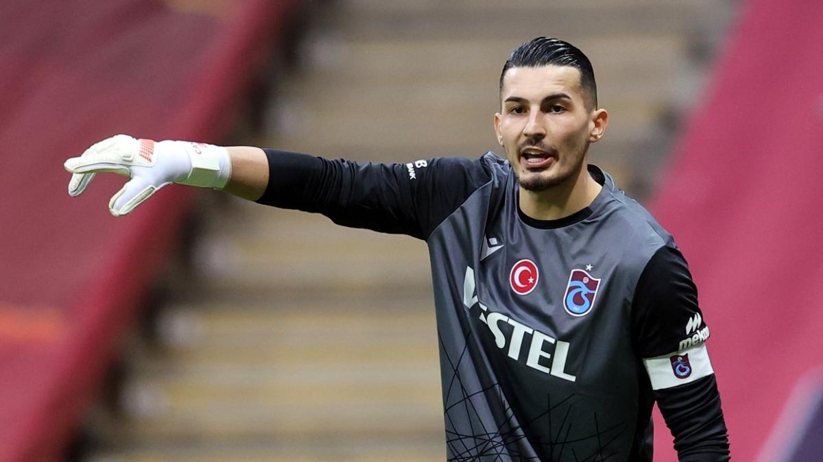 Son dakika Trabzonspor haberleri... Uğurcan Çakır Inter yolunda