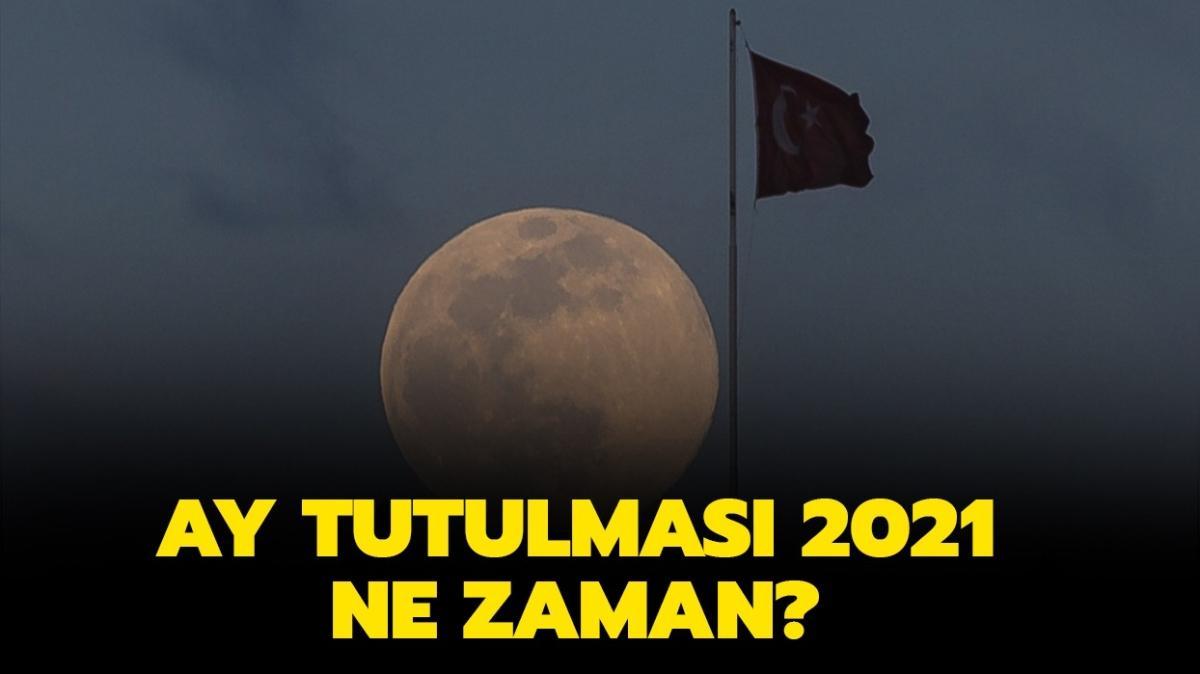 """Ay tutulması 2021 ne zaman gerçekleşecek, yarın mı"""" Kanlı Ay tutulması Türkiye'den izlenecek mi"""""""