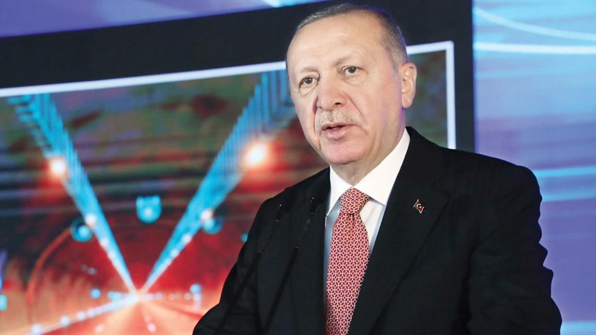 Başkan Erdoğan: Boş çekişmeyle ülke enerjisini tüketmeyin