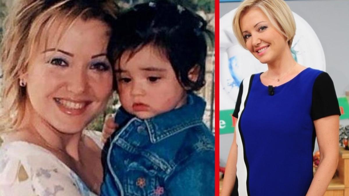 Berna Laçin'in kızı büyüdü genç kız oldu... Ada'nın son halini görenler gözlerine inanamadı