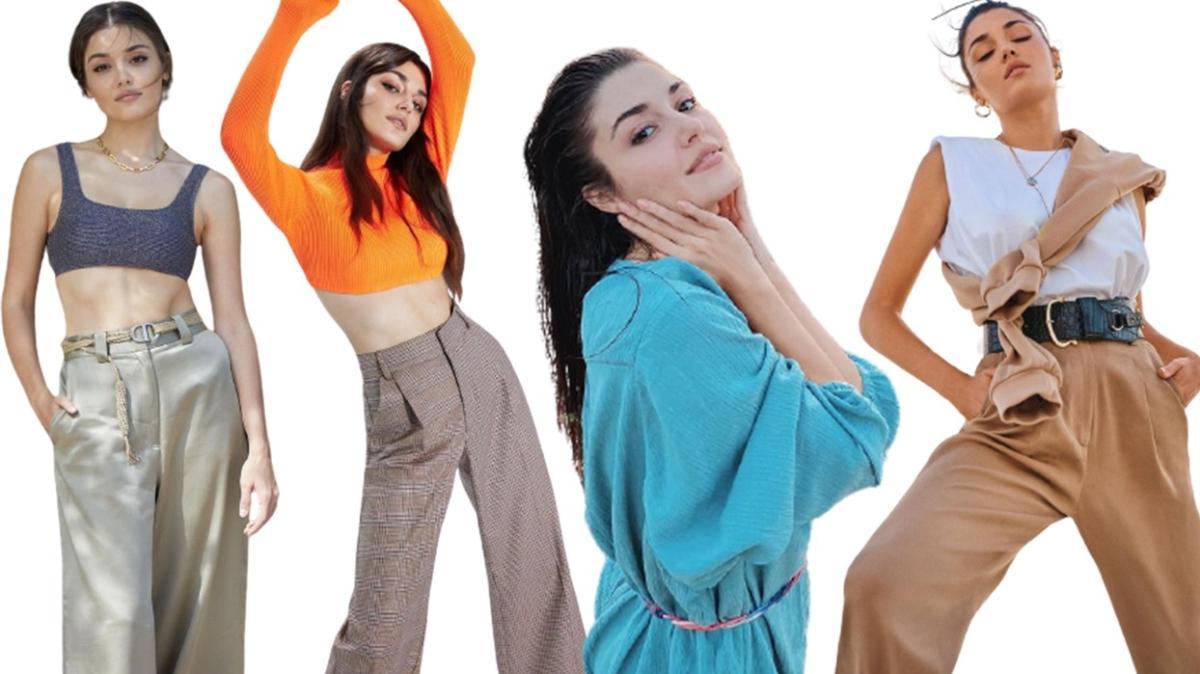 Çok beğeni alan en iyi 10 Hande Erçel stili