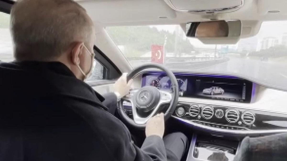 Fahrettin Altun'dan Başkan Erdoğan paylaşımı