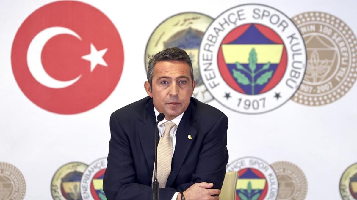 Fenerbahçe'de Ali Koç'un açıklaması sonrası kafa karışıklığı
