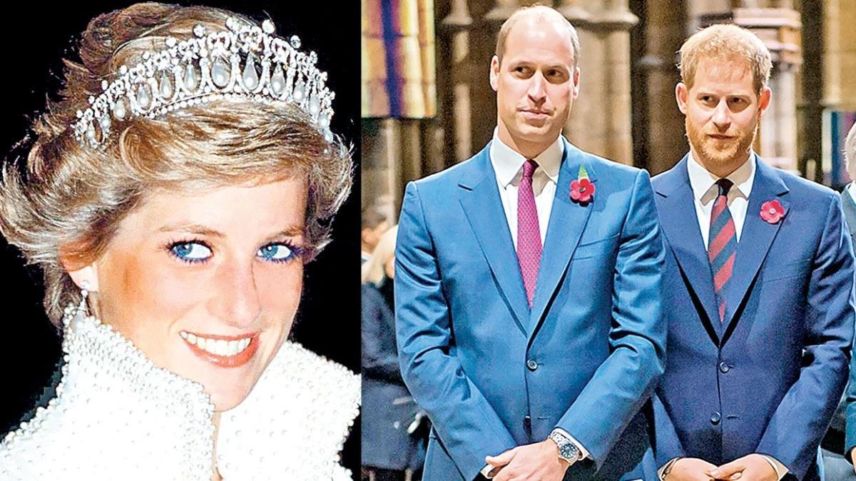 Prenslerden BBC'ye suçlama... Kraliyeti bölen yalanlar! Prens William: O röportaj ailemizi dağıttı