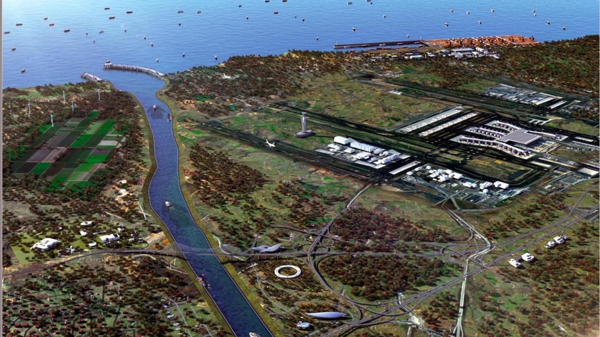 Son dakika haberi: Kanal İstanbul için tarih belli oldu