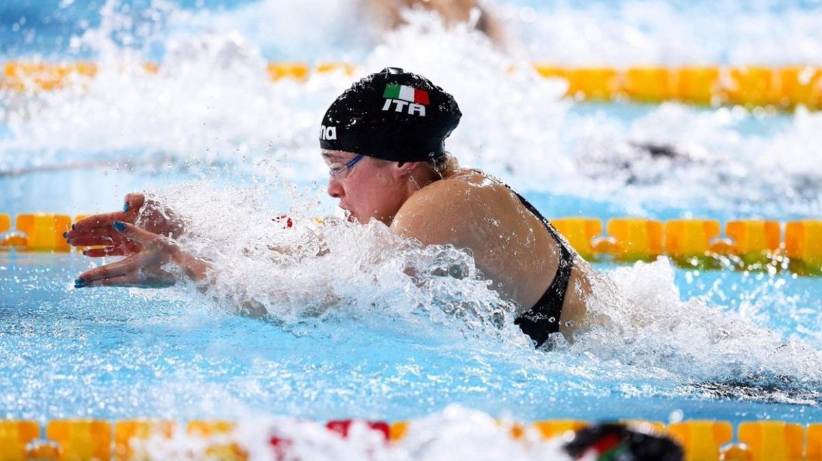 İtalyan sporcu Benedetta Pilato rekora imza attı