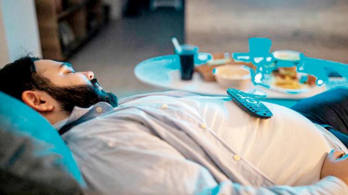 Koronavirüs atıştırma sıklığını yüzde 45 artırdı