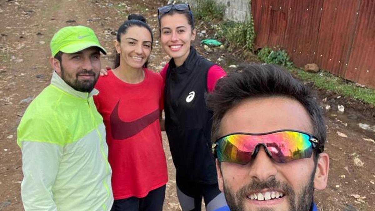 Milli atletlerden Etiyopya'da anlamlı yardım