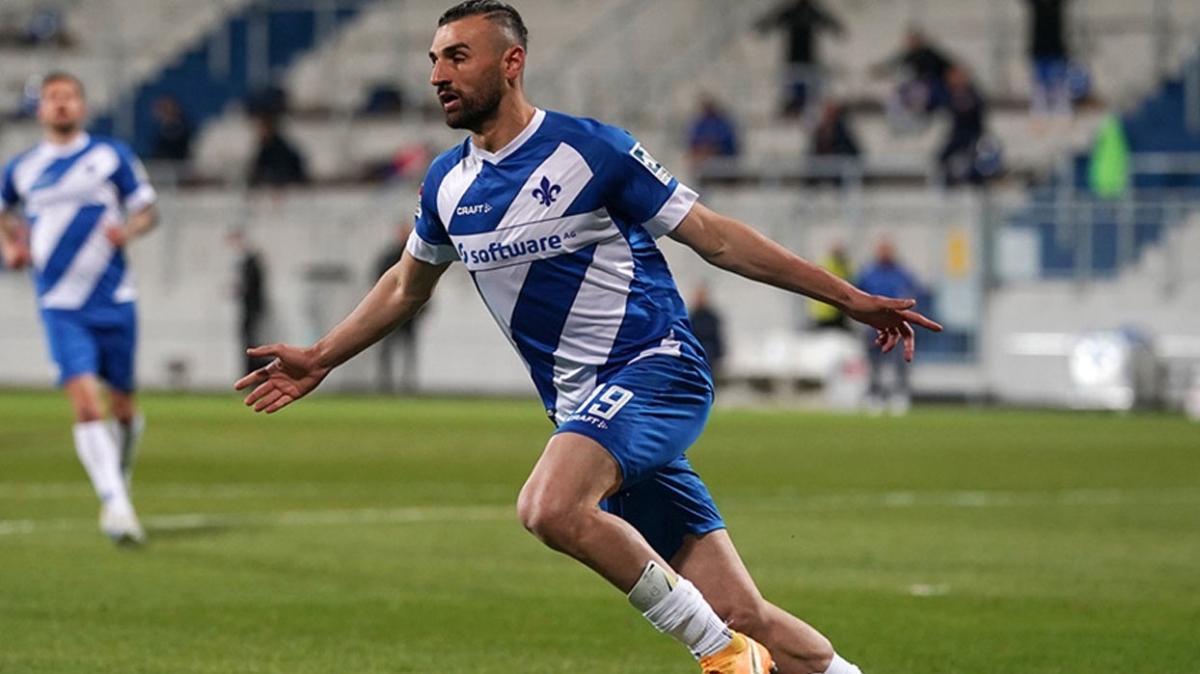 Serdar Dursun'a Beşiktaş'tan teklif