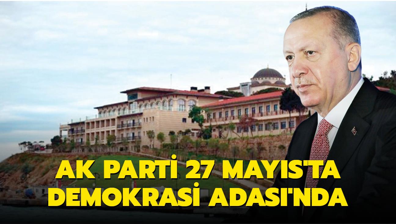 27 Mayıs'ta Demokrasi Adası'nda