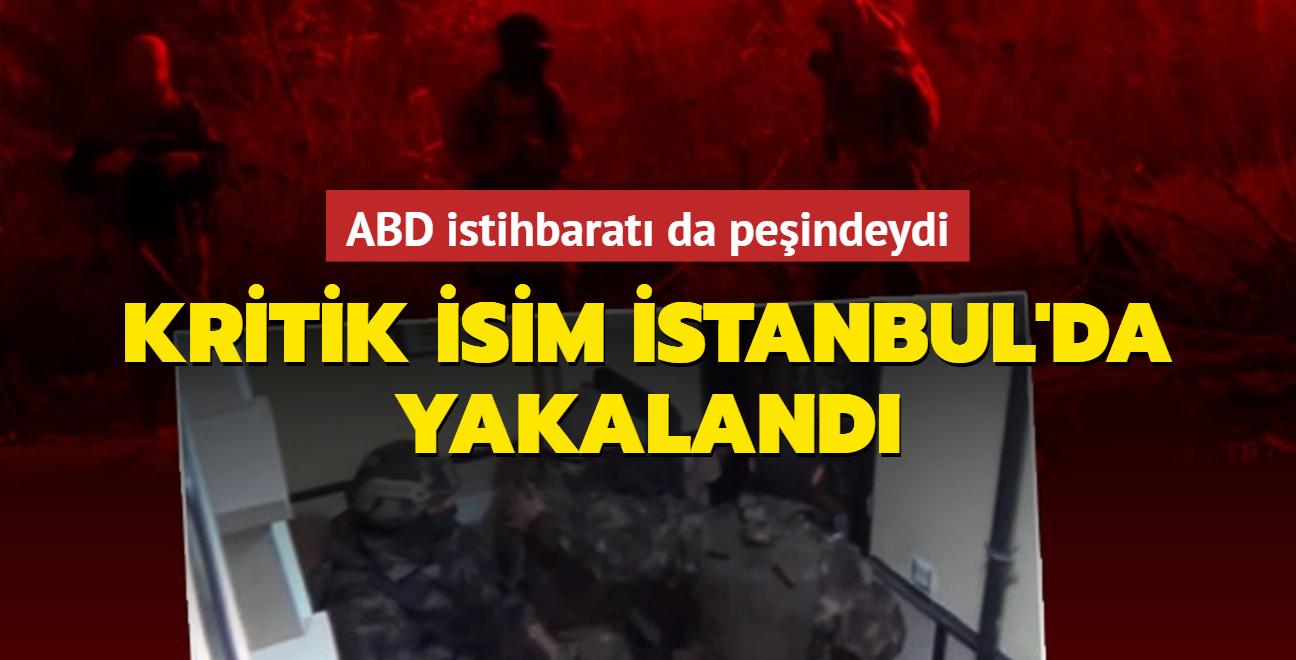 Son dakika haberi: DEAŞ'ın bombacısı İstanbul'da yakalandı