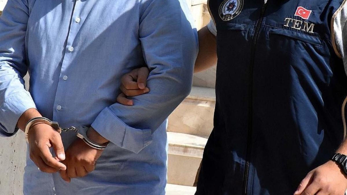 8 FETÖ şüphelisi Edirne'de yakalandı