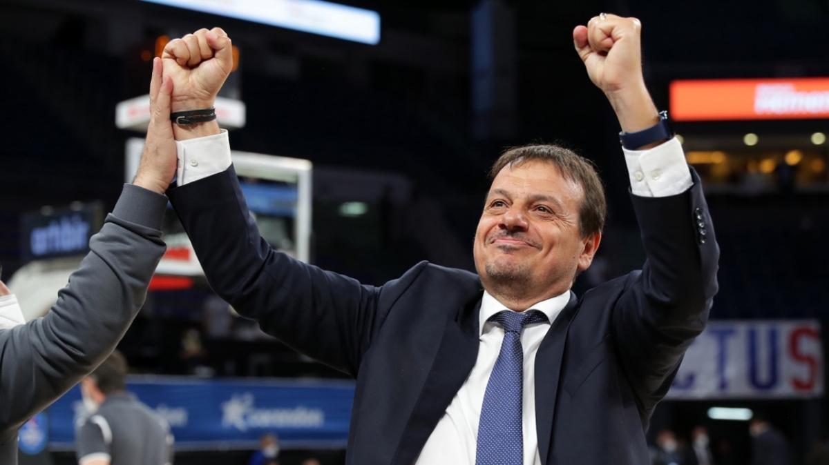 Ergin Ataman: 'Şimdi şampiyonluk zamanı'