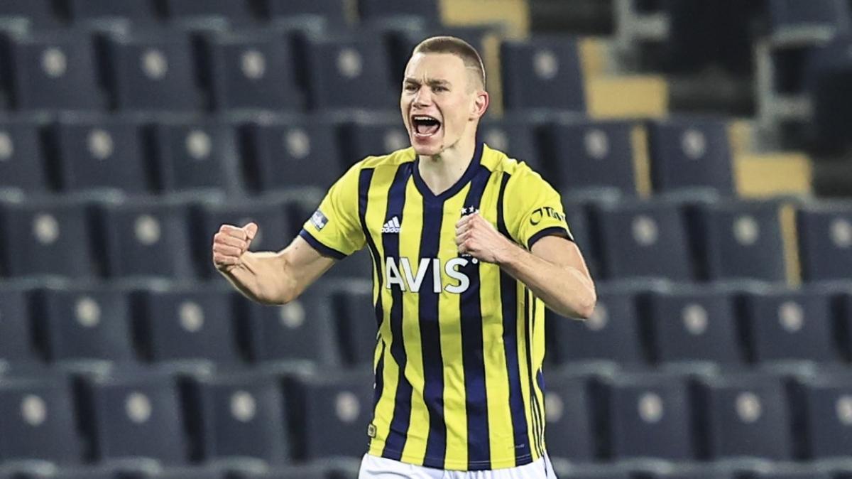 Fenerbahçe'de Attila Szalai'nin son talibi Lazio