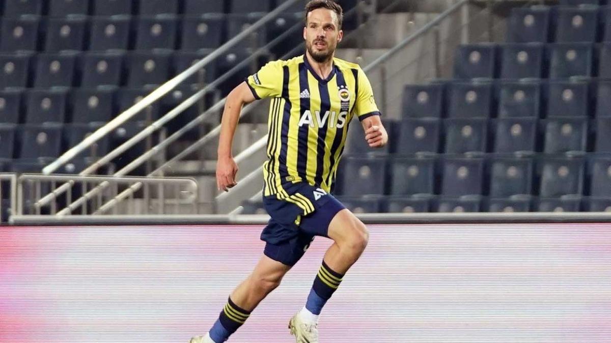 Fenerbahçe'de beklentileri karşılayamayan Novak'a talip