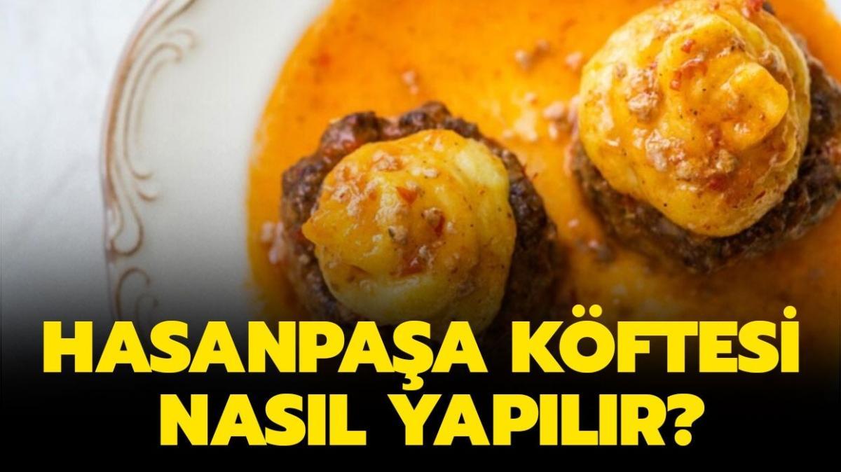 """Gelinim Mutfakta Hasanpaşa köftesi nasıl yapılır"""" Hasanpaşa köftesi tarifi ve malzemeleri!"""