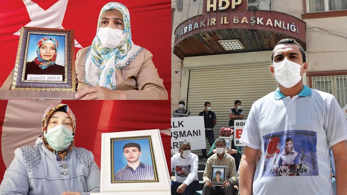 'Herkes HDP'nin iç yüzünü görsün'