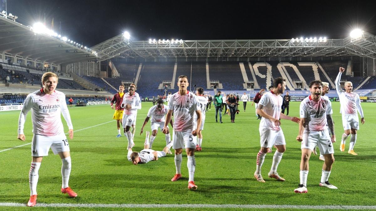 İtalya Serie A 2020-2021 sezonu sona erdi